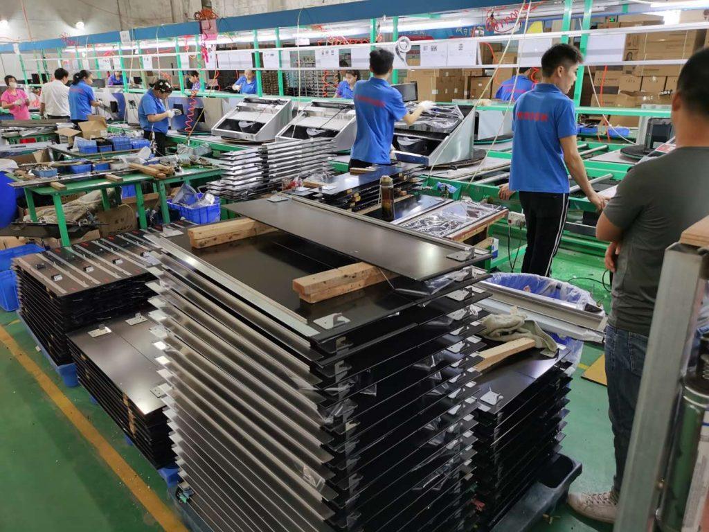 cooker hood manufacturer of Kexin