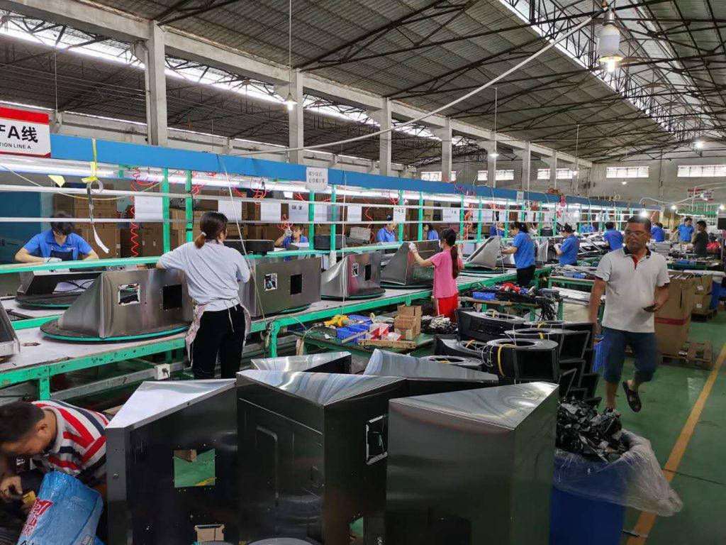 range hood manufacturer of Kexin